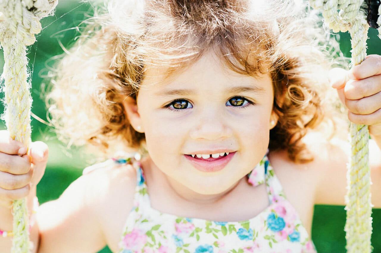 fotógrafo infantil niños